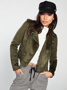5833699d3155 Biker Jackets | Casual Jackets | Coats & jackets | Women | www ...