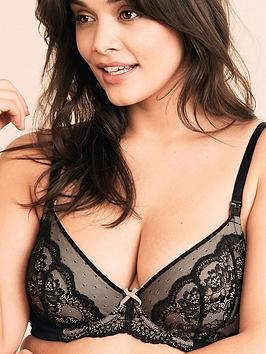 figleaves-juliette-lace-flexi-wire-nursing-bra-black