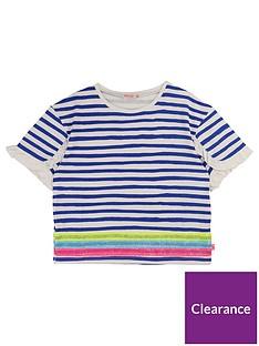 billieblush-girls-short-sleeve-stripe-sequin-t-shirt-blue