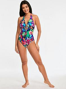 figleaves-hawaii-lace-up-plunge-swimsuit