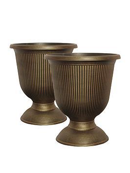 pair-vertical-stripe-urns-14-inch