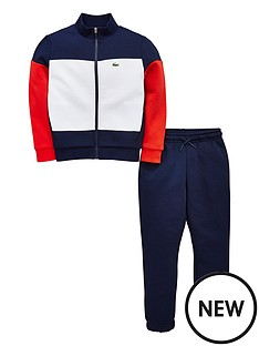lacoste-sports-boys-coloublock-tracksuit