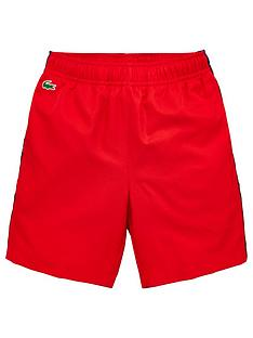 lacoste-sports-boys-crocodile-shorts