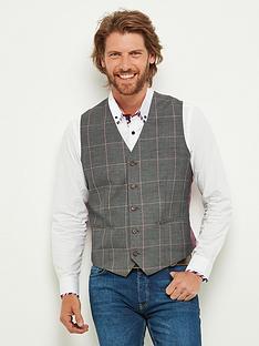 joe-browns-charmed-check-waistcoat
