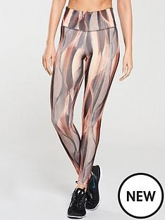 michelle-keegan-brush-gym-leggings-print