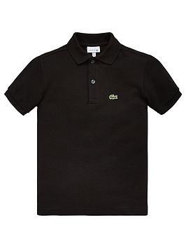 Lacoste Lacoste Boys Classic Short Sleeve Pique Polo Picture