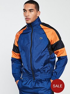 lacoste-live-by-lacostenbspmesh-track-top-blue