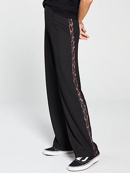 v-by-very-leopard-side-stripe-trousers-black