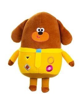 Hey Duggee Hey Duggee Talking Soft Toy Picture