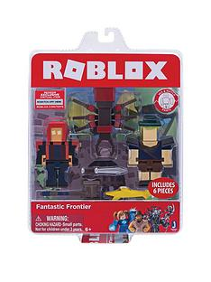 roblox-roblox--fantastic-frontier-game-pack