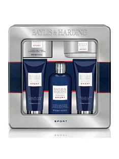 baylis-harding-baylis-harding-sports-citruslime-mint-tin-gift-set