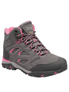 regatta-holcombenbspiepnbspmid-junior-walking-boots-greypink