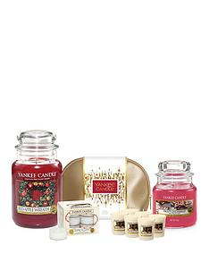 yankee-candle-yankee-candle-festive-cosmetic-bag-gift-with-scented-large-jar-candle-small-jar-candle-votives-and-tea-lights