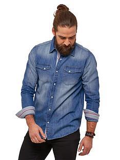 joe-browns-distinctive-denim-shirt