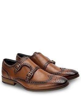 Joe Browns Joe Browns Gentlemens Monk Strap Shoes Picture