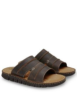 joe-browns-off-beat-leather-sandals
