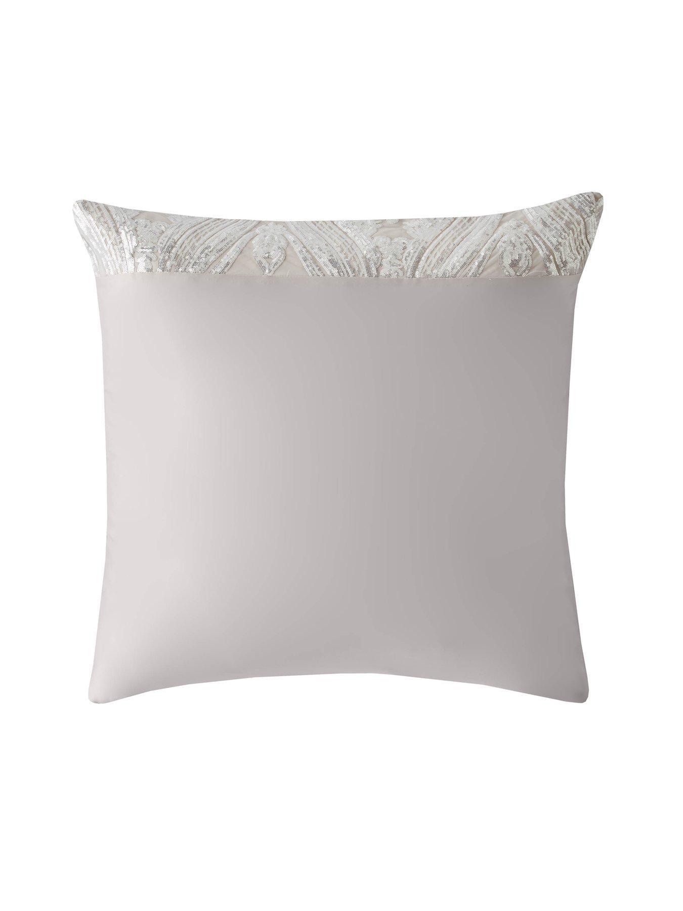2 X FACTORY CLEARANCE Dorma 100/% Cotton WHITE Oxford Pillowcase,50x75cm+5 cm