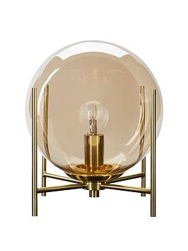 ideal-home-stormi-champagne-ball-table-lamp