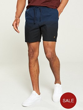 farah-val-dip-dye-sweat-shorts-yale
