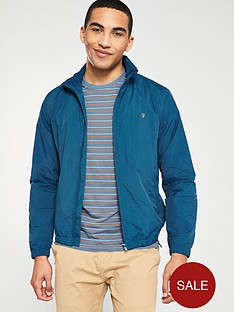 farah-dougans-jacket-blue