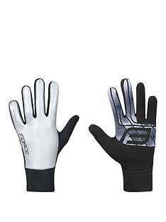 force-reflect-full-finger-silver-reflective-gloves