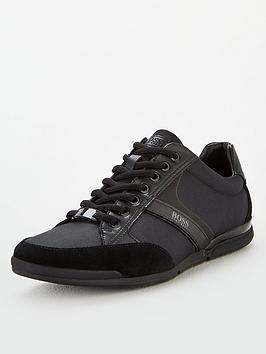 Boss Boss Athleisure Saturn Trainers - Black Picture