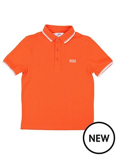 boss-boys-classic-short-sleeve-pique-polo-shirt-red