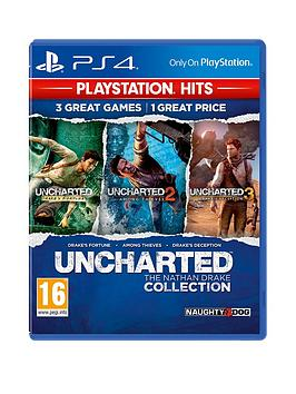 Playstation 4 Playstation 4 Playstation Hits: Uncharted The Nathan Drake  ... Picture