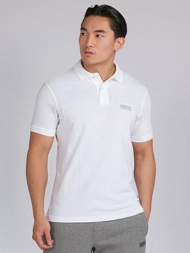 Barbour International Barbour International Essential Polo Shirt - White Picture