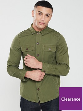 barbour-international-steve-mcqueen-doc-overshirt-khaki