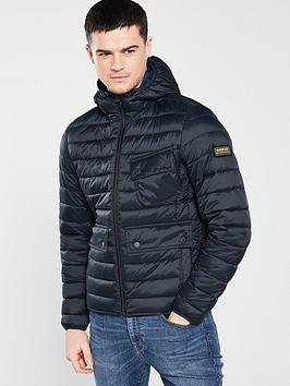 barbour-international-ouston-hooded-quilt-jacket-navy