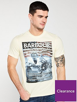 barbour-international-steve-mcqueen-hero-t-shirt-chalk
