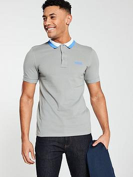 barbour-international-ampere-polo-shirt-grey