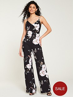 v-by-very-printed-wide-leg-jumpsuit-black-floral
