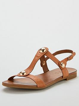 carvela-comfort-saz-flat-sandals-tan