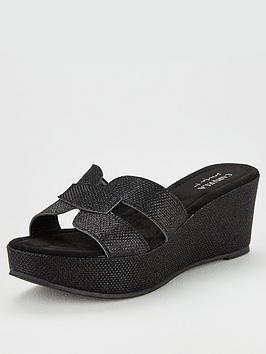 carvela-comfort-shelby-wedge-sandals-black