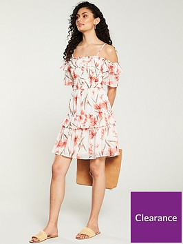 v-by-very-printed-bardot-mini-dress-floral