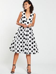 v-by-very-oversized-polka-prom-dress-spot