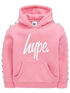 hype-girls-taped-overheadnbsphoodienbsp--pink