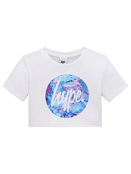 hype-girls-unicorn-crop-t-shirt-white
