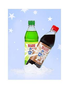 Slush Puppie Slush Puppie Syrup Duo &Ndash; Cola And Green Apple Picture