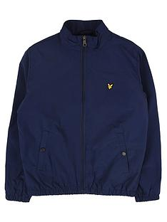 lyle-scott-boys-lightweight-funnel-neck-jacket