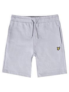 lyle-scott-boys-classic-sweat-short