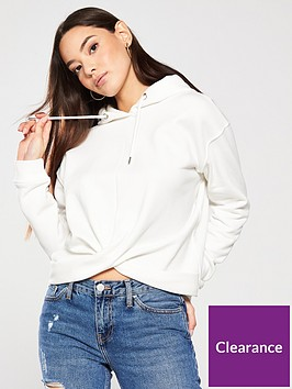 v-by-very-knotted-crop-hoody