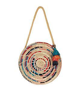 monsoon-rayna-rainbow-straw-bag-multi