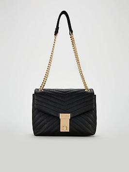 carvela-celina-black-v-quilt-bag-black