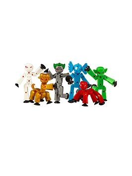 StikBot Stikbot Monsters Capsules - Blind 3 Pack Picture