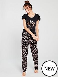 boux-avenue-giraffe-pj-set-blacknbsp