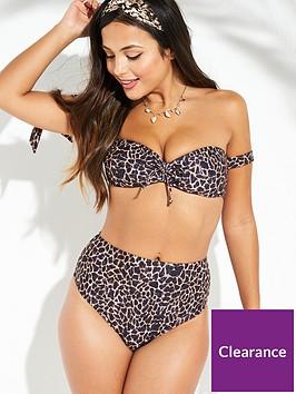 south-beach-south-beach-leopard-off-the-shoulder-high-waist-brief-bikini-set