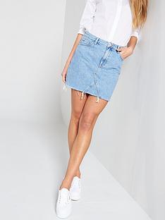 v-by-very-a-line-skirt-bleach-wash